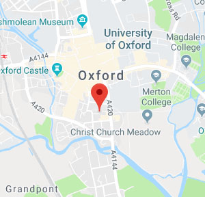 Gardeners in Oxford